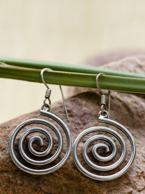 Spiral Earrings ER-106