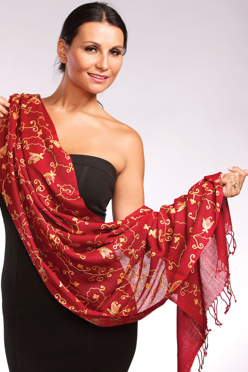 a shawl for anita story Royal shawl favoured by indian  angad bedi with neha dhupia in anita dongre image: instagramcom  in this story: asia, beach, bollywood, chanel,.