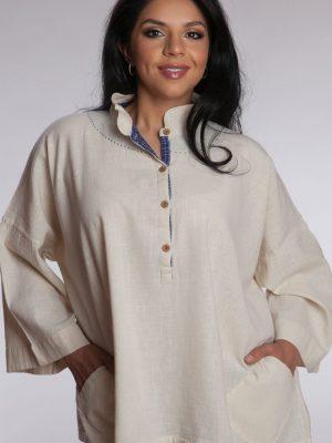 Lalima Ivory Shirt SS-70.1