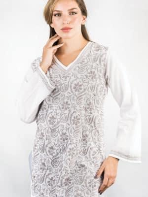 64f8fb31142 Fair Trade Tops & Tunics   Sevya Handmade